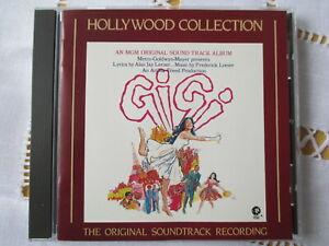 Hollywood Collection Vol.4 - GIGI - Alan Jay Lerner - Frederick Loewe - Japan CD