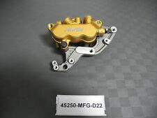 Derecha BREMSSATTEL brakecaliper right honda cbr600f pc41 ABS año 11-12 New nuevo