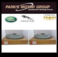 New Genuine Range Rover 2013-,Range Rover Sport 2014 Rear Brake Discs (LR033303)