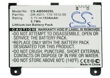 CS-ABD002SL 1530mAh / 5.7Wh suitable for Amazon Kindle 2, Kindle II, Kindle DX