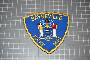 Sayreville New Jersey Police Patch (US-Pol)