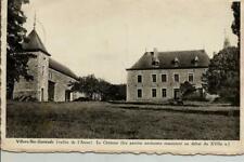 """VILLERS STE-GERTRUDE """" Le Château-Parties anciennes... """""""