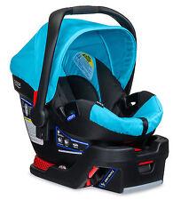 Britax B-Safe 35 Infant Car Seat in Cyan with Sun & Bug Cover + 5 Year Warranty