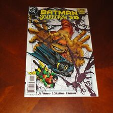 Batman Scarecrow 3-D (w/glasses) VF/NM DC Comics 1998