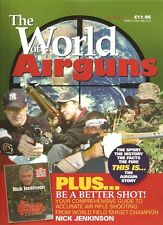 ARCHANT AIR RIFLE HUNTING BOOK THE WORLD OF AIRGUNS paperback BARGAIN new