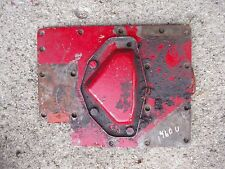 International 460 Utility Tractor original Ih transmission top covers