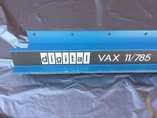 Digital DEC VAX 11/785 System Control Panel