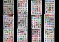 World Stamp Collection Latin America Sweden Norway Finland Denmark Asia UK US Ex