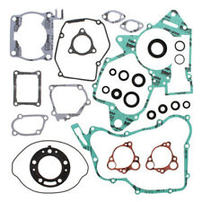 Motorcycle MX Gasket Set COMPLETE With OIL SEALS AM837271 HONDA CRF250R 08-09