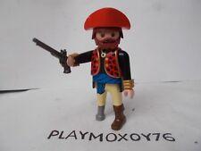 PLAYMOBIL PIRATES. TIENDA PLAYMOXOY76. FIGURA DE PIRATA.