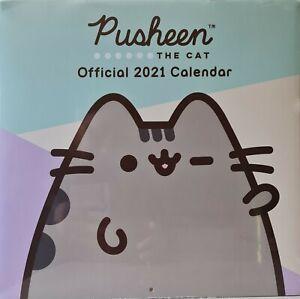 Pusheen The Cat 2021 Official/Licensed Calendar