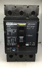 Square D Jdl36200 Jd 250 Jdl 3 Pole 200 Amp 600v PowerPact Circuit Breaker