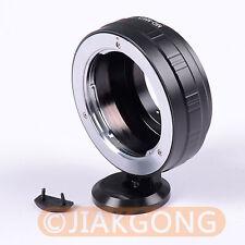 Minolta MD MC Lens to Micro 4/3 M4/3 Mount Adapter with Tripod Mount G3 GF3 E-P3