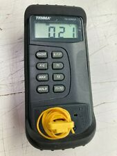 Digital Thermometer Tenma Model 72-2065A With Probe connection.