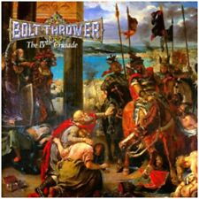 Bolt Thrower - The IVth Crusade  - New FDR Vinyl LP
