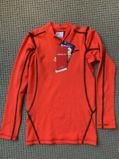 SPEEDO BOYS ENDURANCE LONG SLEEVE TECH SUN TOP UPF50+ - BRAND NEW WITH TAGS - SI