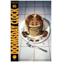 Doomsday Clock #4 in Near Mint + condition. DC comics [*t6]