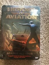 Heroes of Aviation (DVD) 5-Disc Set, Collector's Tin!