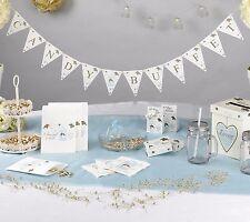 Candy Buffet Bunting - Wedding Candy Buffet Decoration