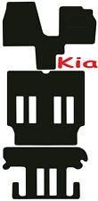 Kia Sedona Tailored Deluxe Quality Car Mats 1999-2006 MPV
