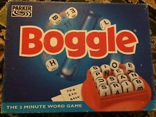 Boggle - The 3 Minute Word Game by Parkers 1996