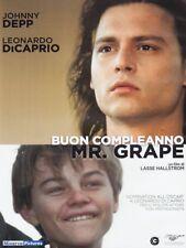 Dvd Buon Compleanno Mr. Grape .....NUOVO