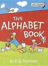 The Alphabet Book by Eastman, P. D. 9780553511116 -Hcover