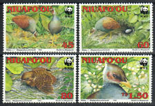 Tonga-Tin Can Island Stamp - Megapodius Pritchardii Stamp - NH