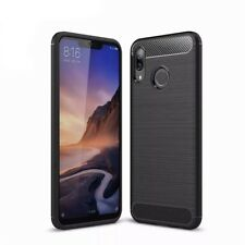 Carbon Huawei P Smart 2019 Case Brushed✔Handy Bumper Full✔Schutz Hülle Cover