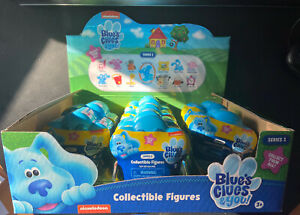 (1) 2020 Blues Clues & You Collectible Figure Blind Bag Blue Paw Series 1
