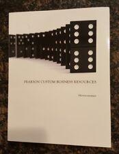 Pearson Custom Business Resources Microeconomics, PB, BRAND NEW 2011