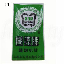 20/30/90pcs Home Sewing Machine Needles 8/11/12/14/16/18/19/20/21 For Singer