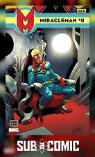 MIRACLEMAN #11 LARROCA VARIANT (MARVEL 2014 1st Print) COMIC