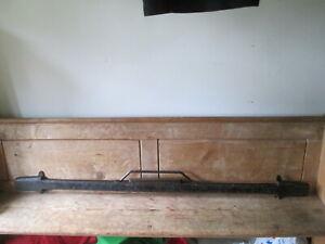 Railway track superelevation measuring tool.Vintage cant gauge.BR.British rail