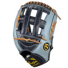 """Authentica Buckler Softball, AFP135BB 13.5"""" RHT Slow pitch Glove"""