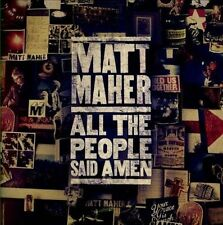 All The People Said Amen, Matt Maher, Good