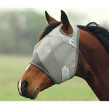 CASHEL CRUSADER COOL FLY MASK for Standard ARAB HORSE Riding sun protection