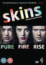 SKINS COMPLETE SEASONS SERIES 7 DVD R2 New