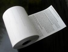 10 EC Cash Thermo Rollen 57mm x 12m x 12mm - mit SEPA Lastschifttext 57/12/12