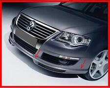 VW VOLKSWAGEN PASSAT B6 3C FRONT SKIRT / SPOILER / LIP - A.B.T. LOOK !! NEW !!