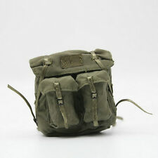 1/6 Scale uniforms BackPack coveralls 2 Pocket Accessories