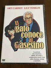 EL GATO CONOCE AL ASESINO 1 DVD - 1976 - 90 MIN - NUEVO EMBALADO NEW SEALED