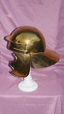 Roman Army Coolus C legionary and auxiliary brass Helmet with optional top knob