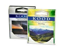 Kood Circular Polariser & UV Multicoated Filter Set 52mm C-PL UVMC CPL 52mm