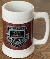 New Orleans Saints Super Bowl XLIV Champions Comemorative Mug