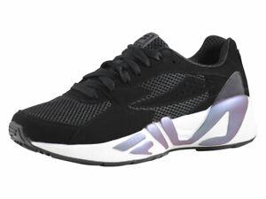 Fila Men's Mindblower Phase Shift Black/Phase Shift/White Sneakers Shoes