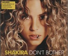 SHAKIRA Don't Bother  2 TRACK CD NEW - NOT SEALED