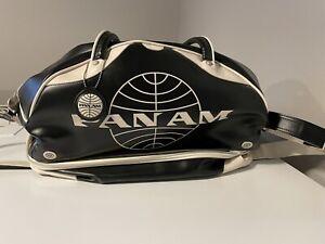 PanAm Vintage Style Gym Duffle Bag