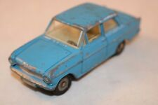 Dinky Toys 540 Opel Kadett VERY SCARCE bright mid blue in all original condition