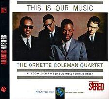 The Ornette Coleman Quartet - This Is Our Music ( CD - Album - Remastered )